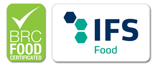 brc food and ifs food certifications